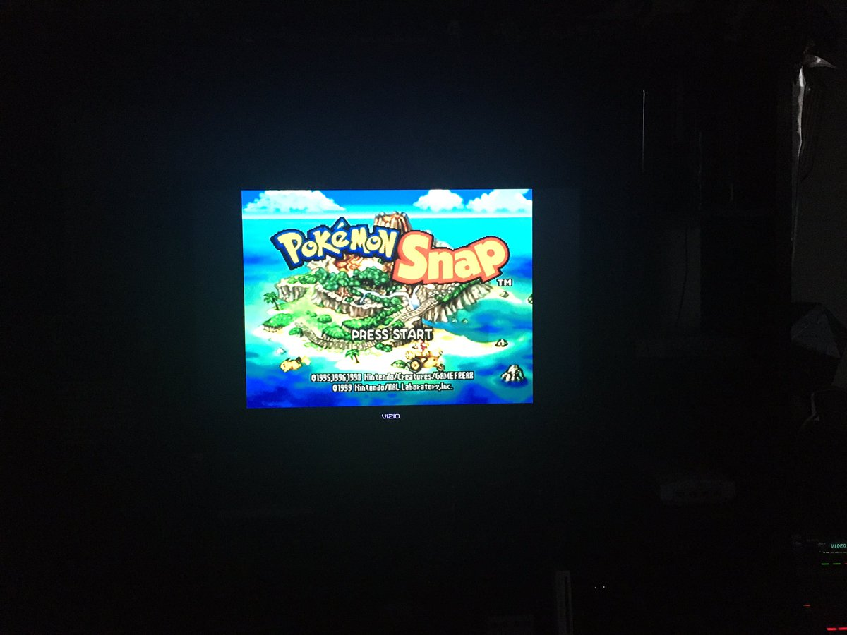 This is quite honestly one hell of a way to end this weekend 😎🎥🦊  #pokemon #PokemonSnapIsBack #nintendo #GamingLife https://t.co/u3Z9rqArJt