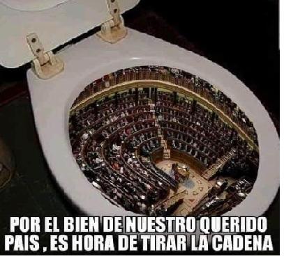 Nuevamente les digo que no se trata de Otto, ni de quien toma coca cola en la Av. Amazonas, ni de Correa, Guillermo Lasso o Abdalá. Se trata de limpiar los desechos ! También podemos hacer lo mismo con las distintas funciones del Estado. #Ecuador dice ya bastaaaaaaaaaaaa ! https://t.co/lSn77nzedZ