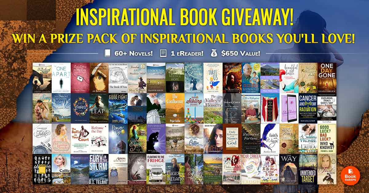 We crave them all the more now: #inspirational, #motivational, #positive, #optimistic #stories. Here's your chance to win 60+ moving reads—and an #eReader. Don't miss out today!  https://t.co/jDvNrhGApQ  #Giveaway #GiveawayAlert #freebie #freebooks https://t.co/1VvtakPa7n