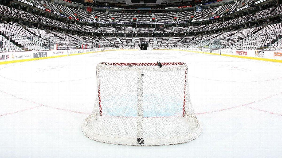 Protocols set for NHL return in Edmonton, Toronto http://dlvr.it/Rb1m4kpic.twitter.com/Phuz746DlY
