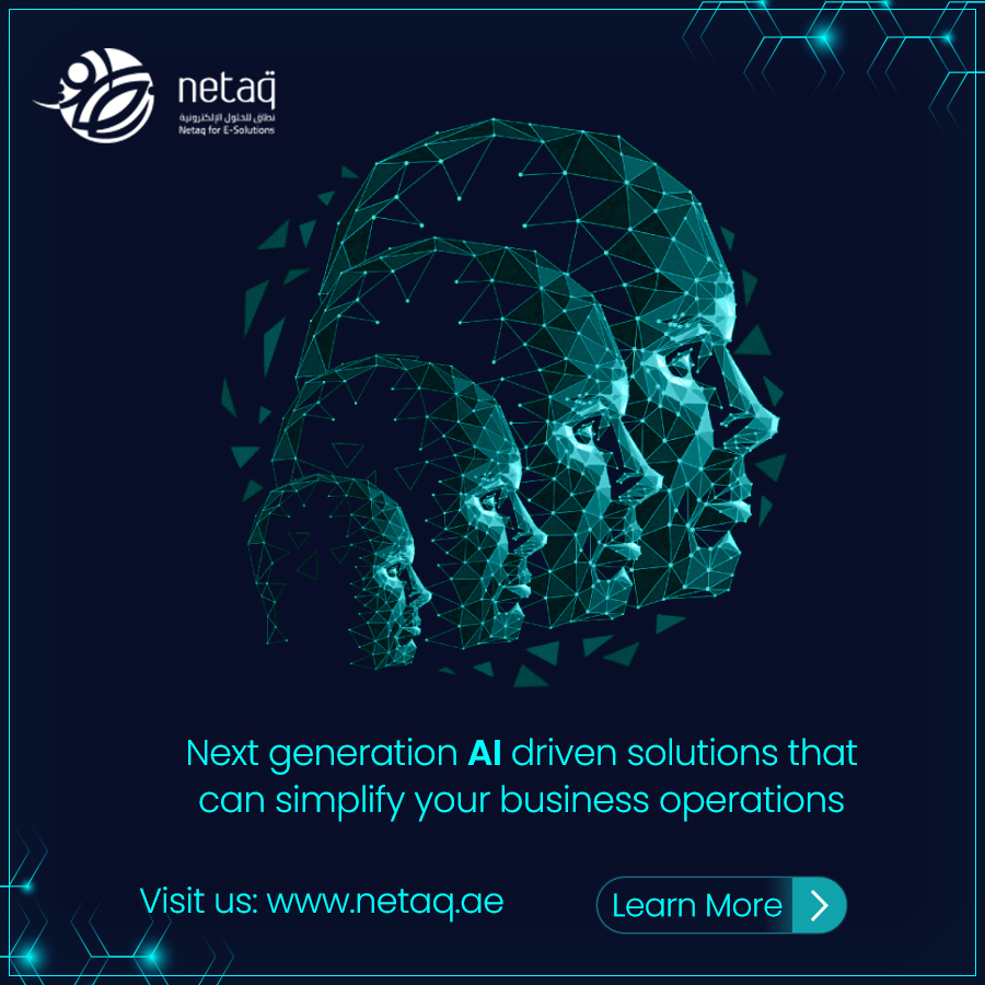 Talk to us to know how our next-generation AI driven solutions can further simplify your business operations.  Call Us: +971 2 885 5666 Mail Us: info@netaq.ae https://bit.ly/2TyYmIn  #netaq #WebDesignCompany #ContentManagementSystems #UAE #SoftwareCompany #ERPSolutions pic.twitter.com/1sqihJ8jjZ