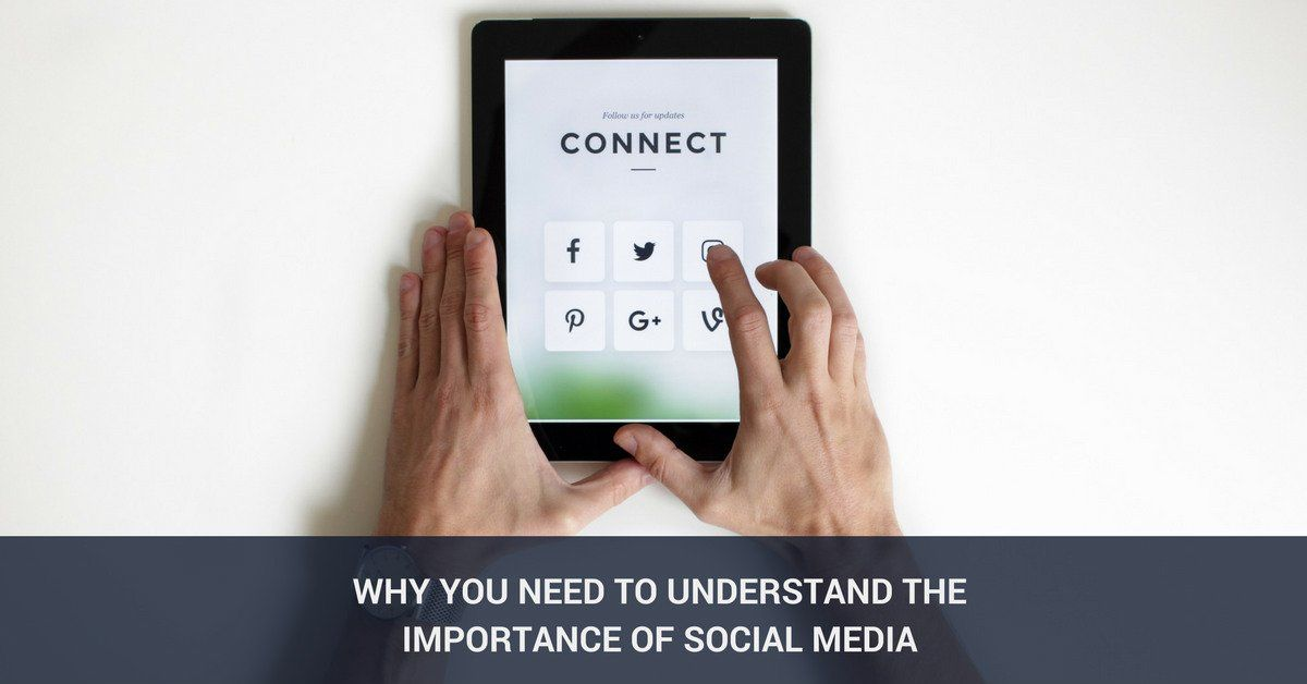 Do you understand the Importance of social media for brand and business?  Find out more below!   https://buff.ly/38tuRhu via @GrowthGurus  #socialmediatips #brandsocialmediapic.twitter.com/Y2ZunzfzTm