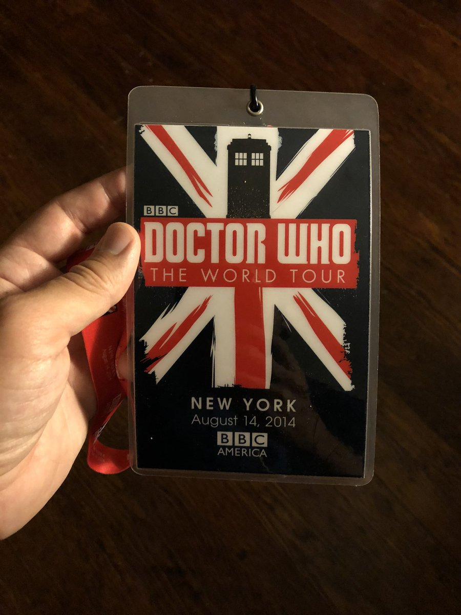 Completely forgot I had this #DoctorWho https://t.co/0m9ReV0gpE