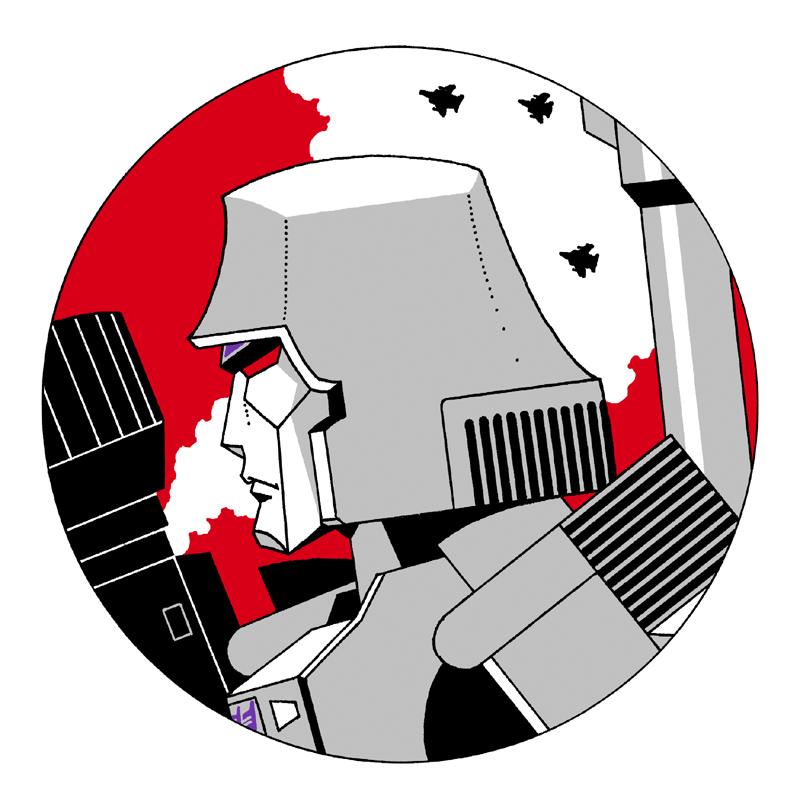 この愚か者めが!忘れるでないぞ。今日でアニメ「戦え!超ロボット生命体トランスフォーマー」が日本で放送開始されて35周年だ!ヌハハハハハ!!