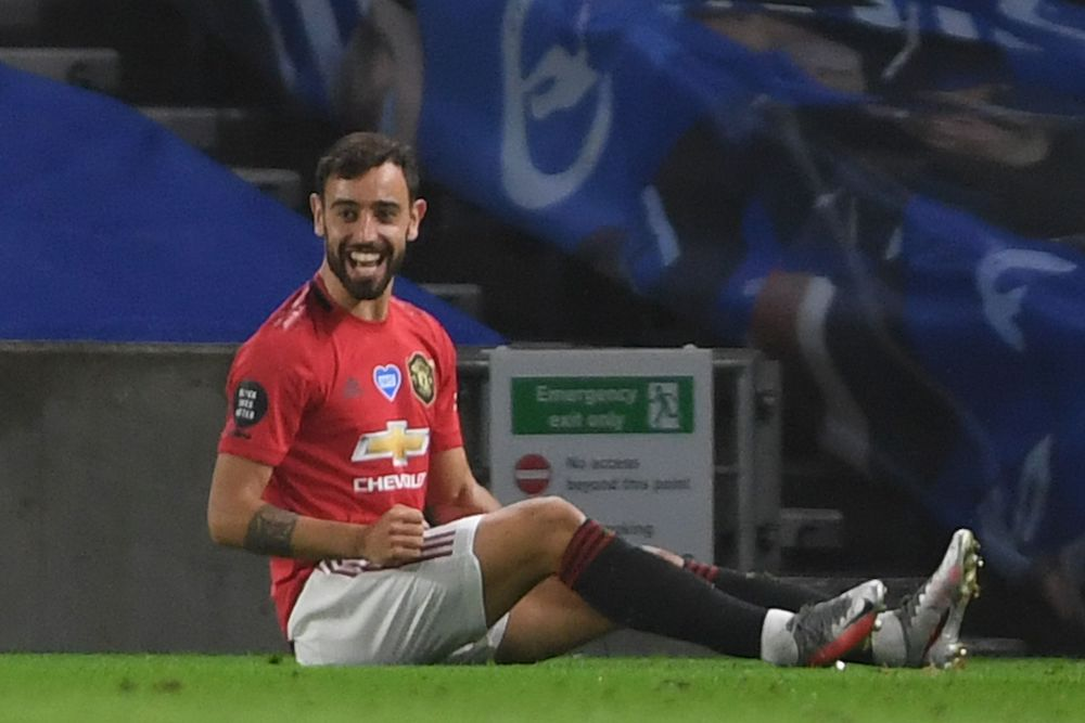 Opinion: Bruno Fernandes is key ingredient to Man United's most exciting stat for years https://t.co/66WXffhTL4 #MUFC #ManUTD #United https://t.co/V11c2aa0pL