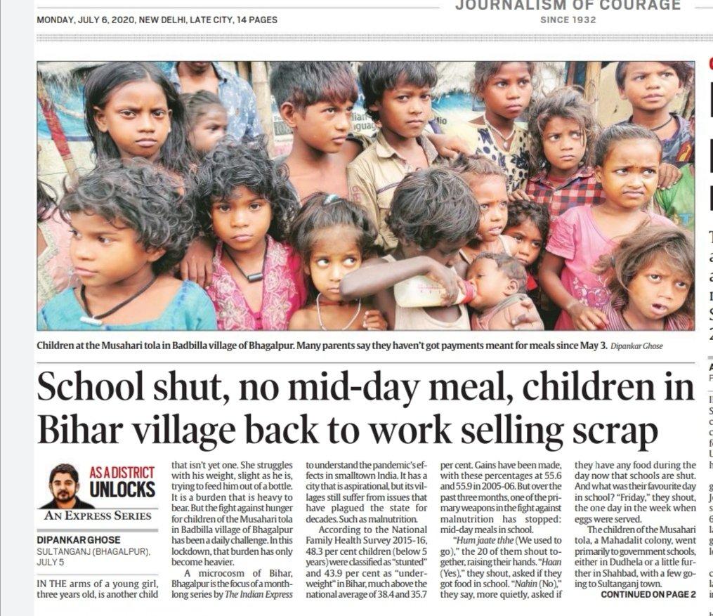 This is Bihar's Bhagalpur... #childrenlivesmatterpic.twitter.com/SJoXYIX305