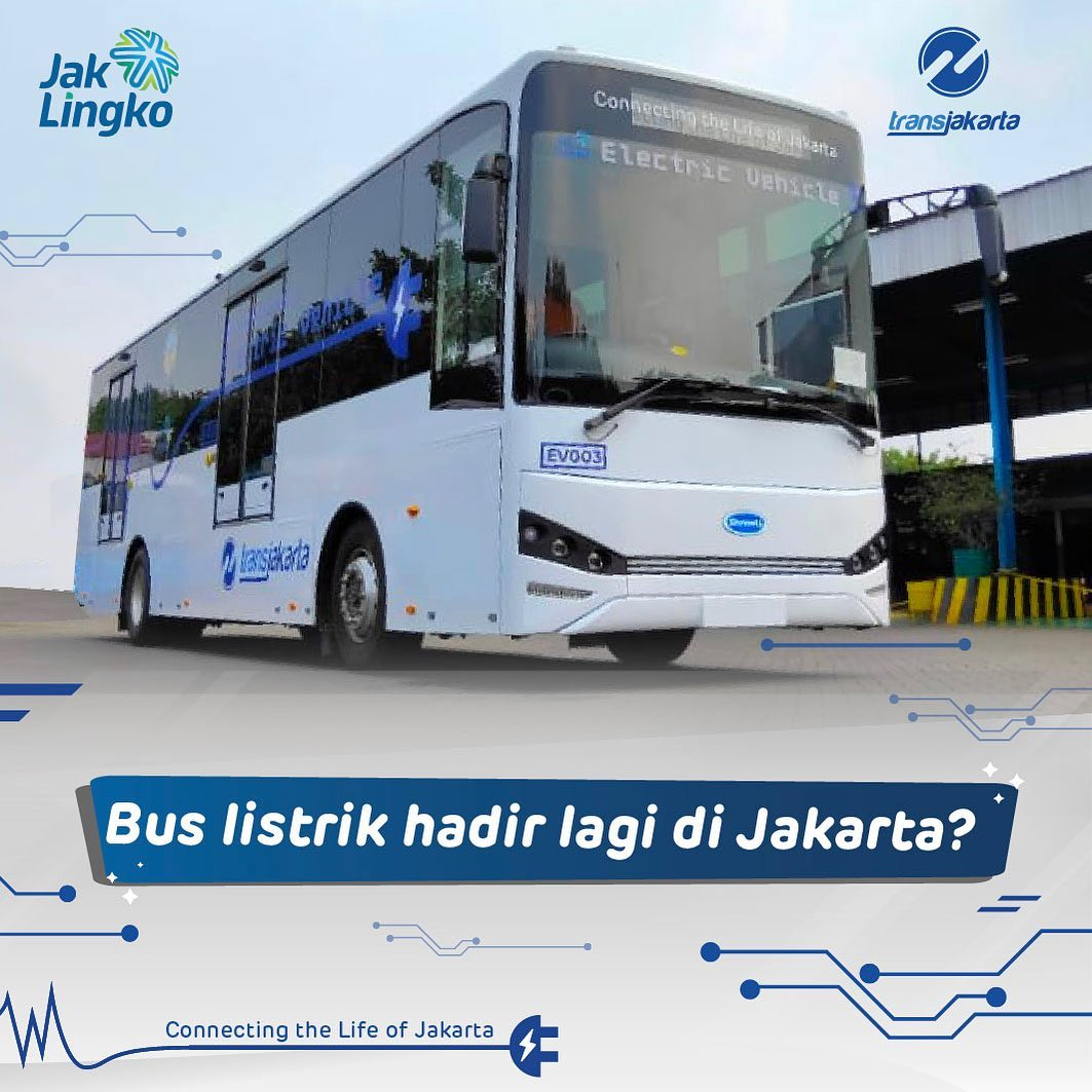 Bus listrik Transjakarta hadir lagi di Jakarta!  Mulai hari ini, 6 Juli 2020, ada uji coba bus listrik di rute layanan dengan mengangkut penumpang hingga tiga bulan ke depan.   #JakartaLangitBiru #JakartaSehat #BusListrik #TransJakarta #JagaJakarta #JakLingko https://t.co/qQLWgR99x5