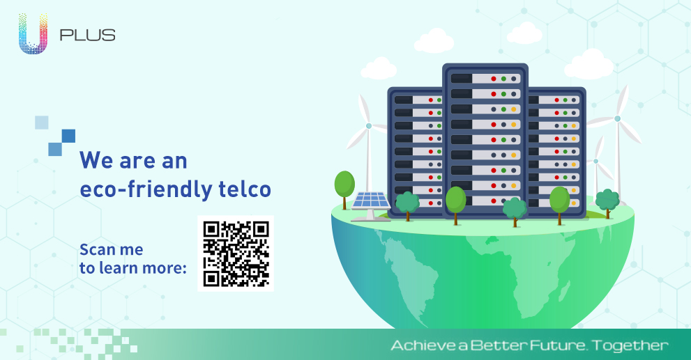 As an eco-friendly telco, we believe green buildings are the future. This is why our International Data Center was designed with U.S. Green Building Council (USGBC), and received LEED Green Building – Gold. Scan the code to know more. https://t.co/rVMbDUvxUM