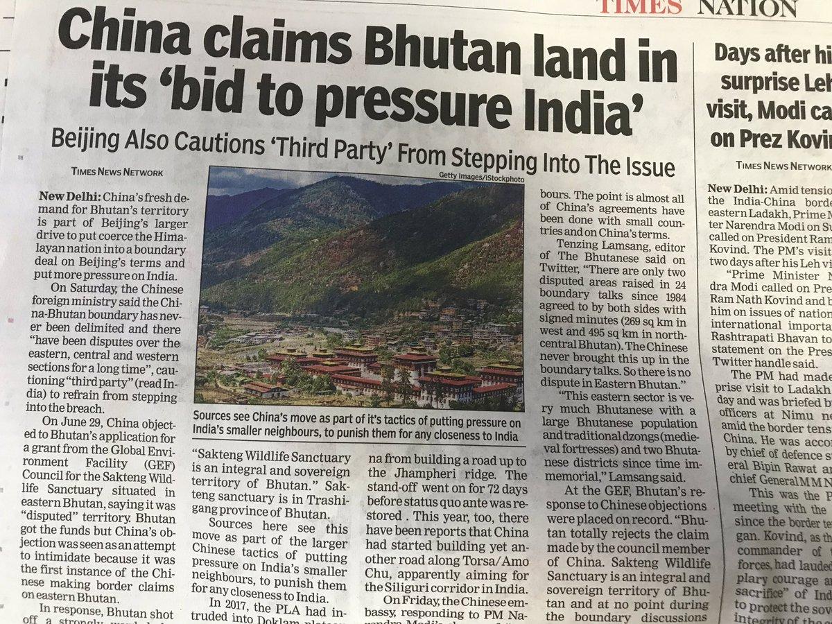 मुडी जी का साथ झुला झुलने वाला बैस्ट फैंड बिल्कुले पगला गया है!! कट्टी कर रहा है या सूखी सूखी ले रहा है बे!!?? भगवान बचाए ऐसे दोस्तों से!! #BharatVsChina #chinaindiaborder https://t.co/arA5WXHq0a