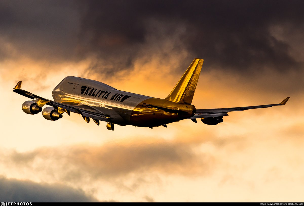 A Kalitta Air 747 departing Leipzig. https://t.co/hphhaKbZh3 © Severin Hackenberger https://t.co/GTkaWs6R6s