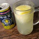 今年の夏の「最適解」見つけた!サクレモンサワー最高に美味しそう!