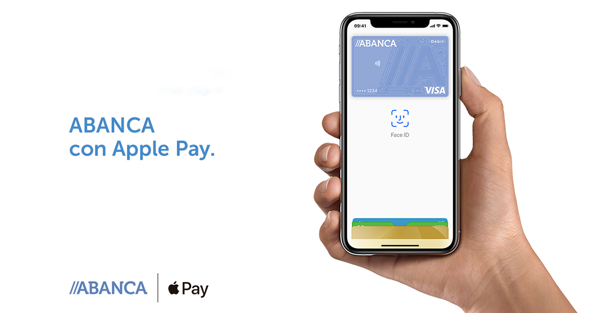 ¿Todavía no utilizas #ApplePay? El pago más efectivo sin efectivo. ¡Configúralo y utiliza tus tarjetas #ABANCA desde tu iPhone! https://t.co/7JQR8OQEi5