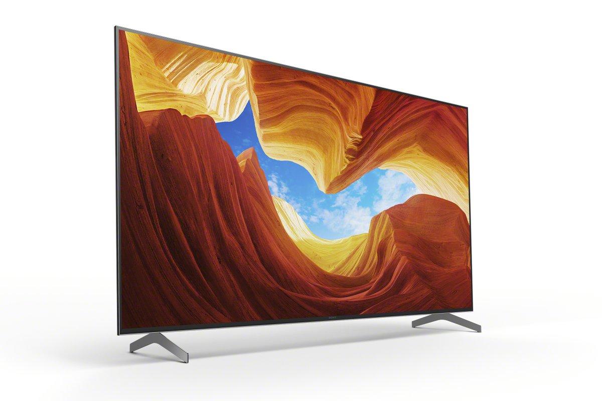 De Sony XH90 4K HDR Full Array LED-serie is vanaf nu verkrijgbaar in vier schermformaten (55-, 65-, 75-, 85-inch) en is klaar voor de nieuwste generatie gaming-consoles. Lees meer: https://t.co/lpBmio00Nv Ontdek de XH90: https://t.co/m8T5ZiCHDM https://t.co/ZwfaSm4DXE