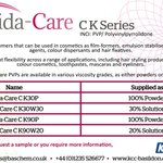 Image for the Tweet beginning: Vida-Care C K products are