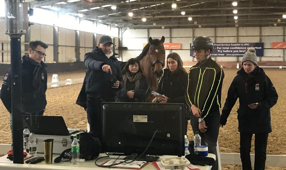 Registration is now open for athletes to put themselves forward to be part of the selection process to join the Podium Potential Pathway squad for 2021–2023, in dressage, eventing, para dressage and showjumping.   Full story here: https://t.co/4AyLFgY1QF https://t.co/NE8bgmINZm