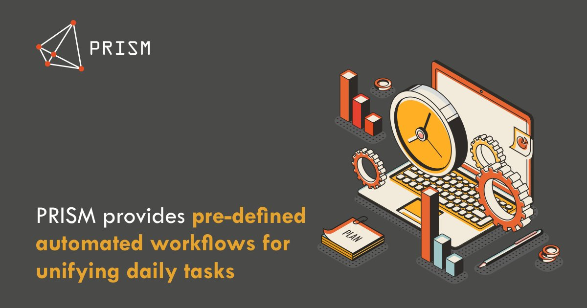 Speed up the process of daily tasks with #PRISMERP's pre-defined automated workflows.  Get in touch with us on - Email: br.support@byteriderz.com Call: +91 9686383238 | 8072271718 Visit: http://www.erpprism.com  #ERPSoftware #ERPSolutions #CloudERP #ERPServices #ERPToolpic.twitter.com/znfeW5dWik