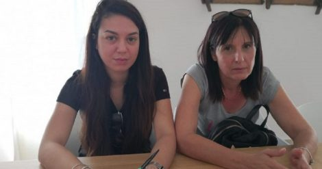 """""""Si deve recuperare la Nuova Iside"""", l'appello domani alla Camera della mamma e la fidanzata di Vito - https://t.co/QHSqEtNyGP #blogsicilianotizie"""