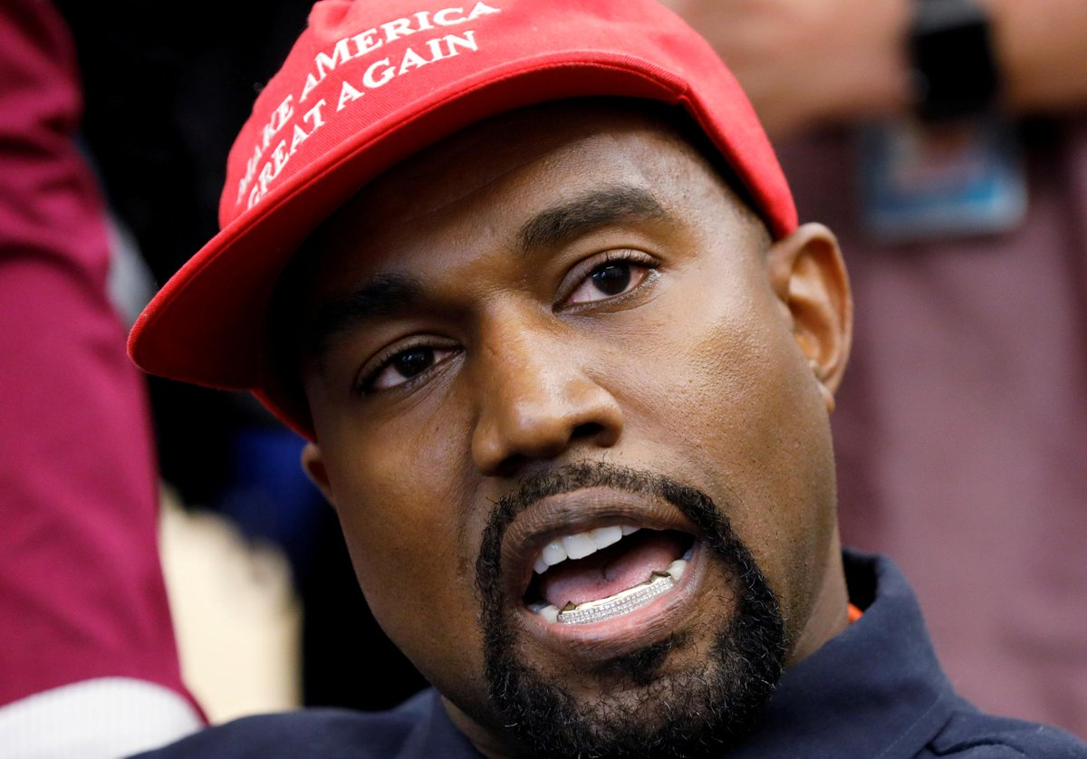 Rapper Kanye West announces U.S. presidential bid on Twitter. Download the app or click on https://t.co/xTxmRVrxKa to read this article from Reuters. https://t.co/Mu9fZuPhhi