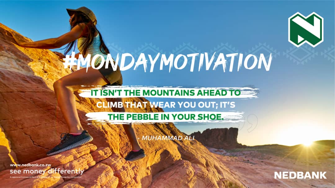 It isn't the mountains ahead to climb that wear you out! #MondayMotivation https://t.co/ch7o3cEljk