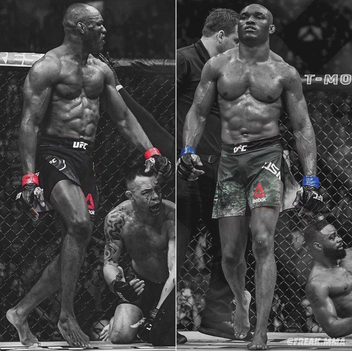 Shmoood 😏👊🏿🇳🇬 #UFC251 https://t.co/xSExxWEuVp