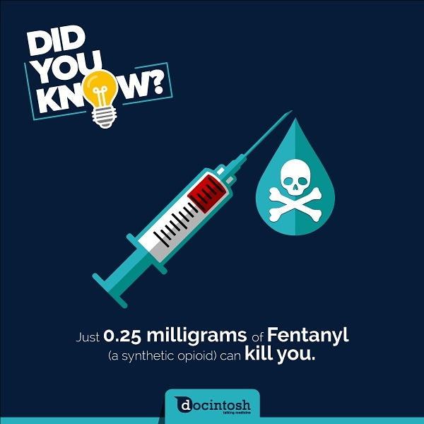 Learn something new every day with Docintosh.  #medical #facts #fentanyl #opioid #drugs #humanbody #didyouknow #docintosh #medicalfact #medicine #todayilearned #amazingfacts #knowledgeispower #gk #instafacts #dailyfacts #truefacts #funfacts #factoftheday #explorepage https://t.co/jrzfj6eX3y