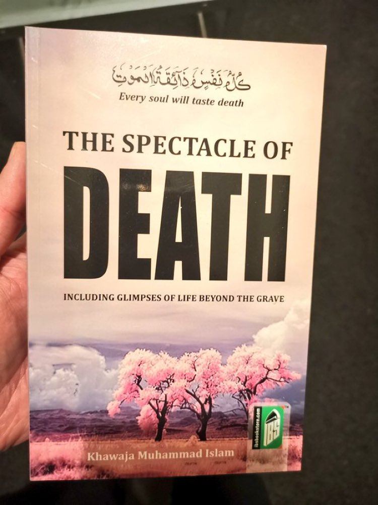 must read if you want to know about death and the grave in Islam https://t.co/Ys36KDB5de