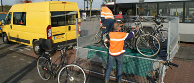 Fietswrakkenactie op stations Maassluis https://t.co/ICbB307AYP https://t.co/uX7FBpQ42v