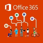 Image for the Tweet beginning: Microsoft Office 365   Now