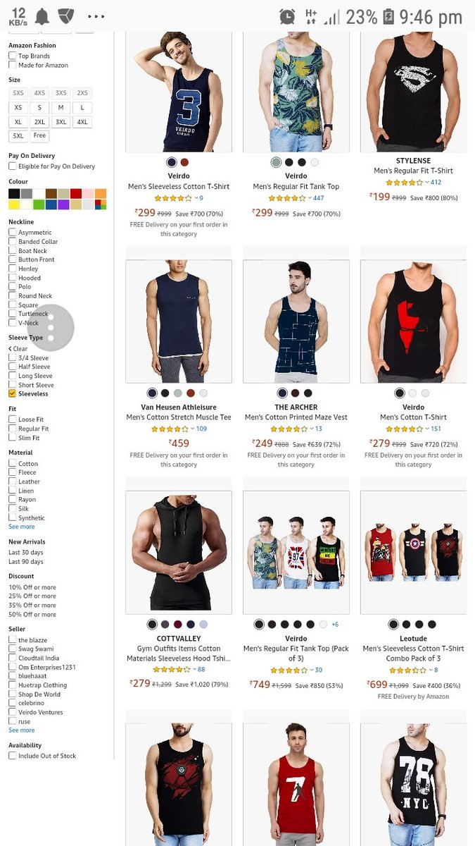 T-shirts of men starting from 199  Get the best deals  Grab the trend  🔗https://t.co/iqNIpxBLgO   #stayhome #viralvideos #trendy  #picoftheday #cute #fashionblogger #followme #beautiful  #covid #comedy #quarantine #art #beauty #corona #mumbai #foryoupage #lifestyle #life #new https://t.co/PlyyGFIScK