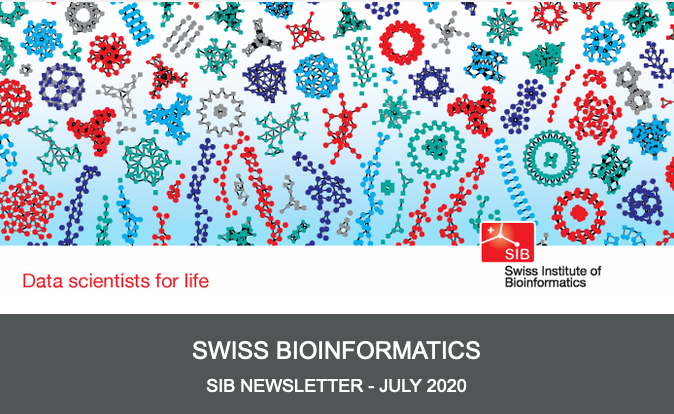 Latest #Swiss #bioinformatics collection! Recordings from the virtual #SIBdays20 | Supporting #SARSCoV2 research | Joining forces to develop new approaches to #cancer #immunotherapy | #SIBRemarkableOutputs & more: https://t.co/9tqzP7Mxje https://t.co/5ofm1mbPYc