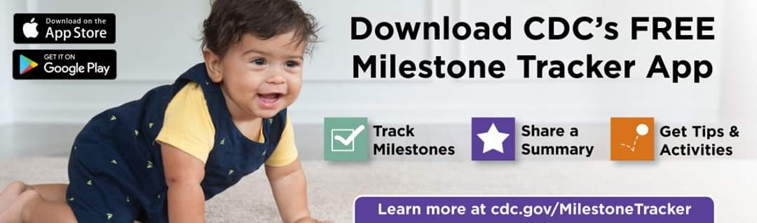 Capture and track every milestone moment of a young child because milestones matter. #childdevelopment #developmentalmilestones #earlychildhooddevelopment https://www.cdc.gov/ncbddd/actearly/milestones-app.html…pic.twitter.com/Bmf4xmoJ49