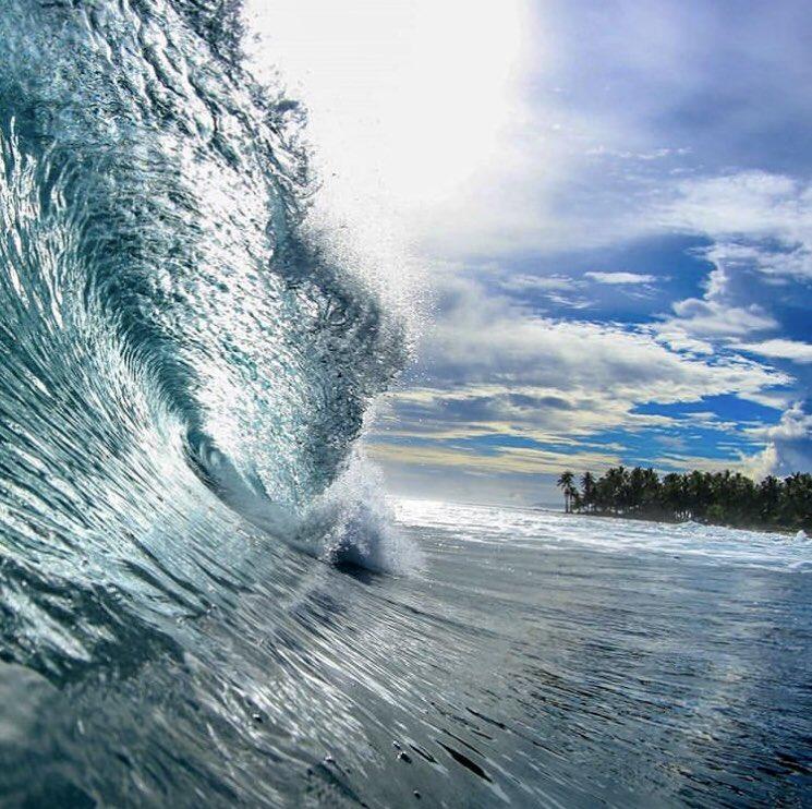 """""""Porque mañana saldrá el sol, ¿quién sabe qué traerá la marea?"""" Tom Hanks - en Náufrago 🎥 #surf #surfing #Surfer #Mentawai #Islands 😎🏝🌊🌊🌊💃🏻💙🏄♂️ https://t.co/NVAamfWJEC"""