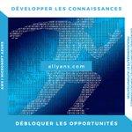 Image for the Tweet beginning: [Nouvelles formations]  Allyans 🚀renforce et complète