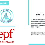 Image for the Tweet beginning: ENSMI #Inside Partenaires - EPF
