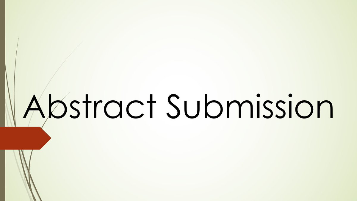 We are providing an opportunity to #publish the extended abstracts (1000 words) at free of cost in our peer Reviewed #journals related to #Neurology #Psychiatry  and #Mentalhealth  interested people can submit their extended abstracts https://t.co/aw9NhpBGZg