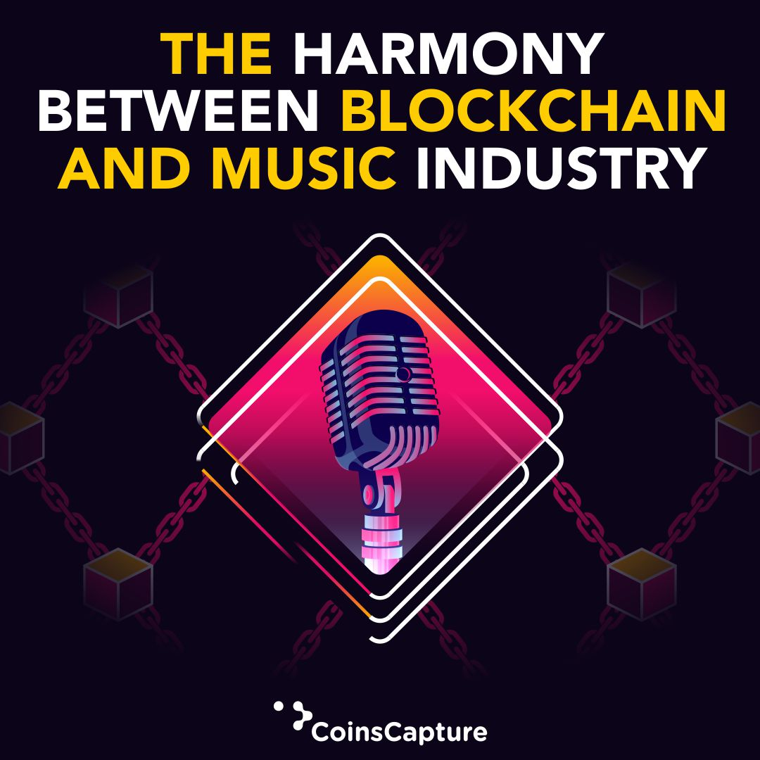 The Harmony Between Blockchain And Music Industry Read the full blog on the website: https://t.co/JmGUUwUNeI  #Blog #harmony #blockchain #technology #music #industry #bitcoin #cryptoblog #p2p #trading https://t.co/Ub5sMGpON6