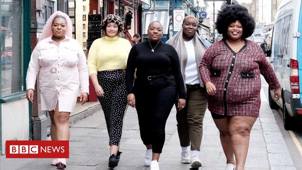 """""""The body positivity movement has taken over social media and forced the diet industry to reinvent itself. Its mainstream success has lead to more diversity in the beauty and fashion industries, but not all feel included."""" https://buff.ly/3f1tmJCpic.twitter.com/62t8LAoSxU"""