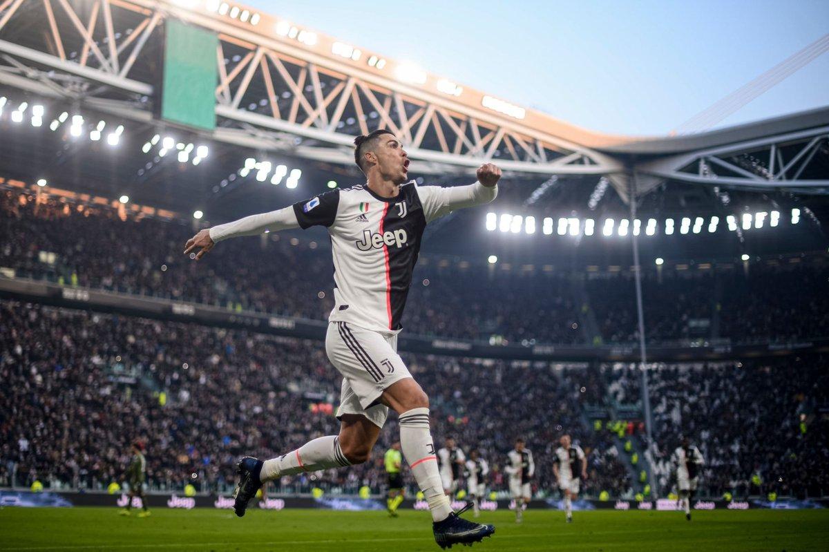 Cristiano Ronaldo last season: 28 Goals in 43 Games Cristiano Ronaldo (so far) this season: 29 Goals in 38 Games Keeps on getting better 🔥.