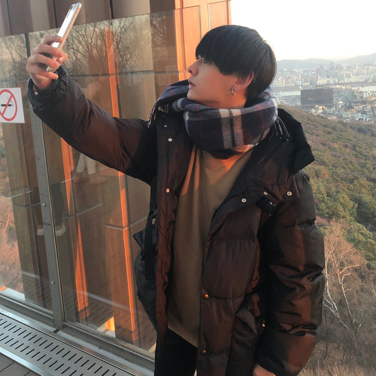 2年前に韓国行った時☺︎