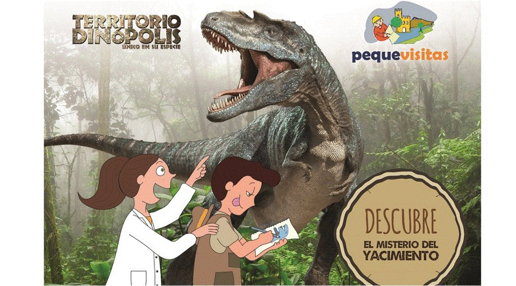 Dinópolis estrenará dos atracciones  https://ift.tt/3e0gtOQpic.twitter.com/DgkO0Yc2L3