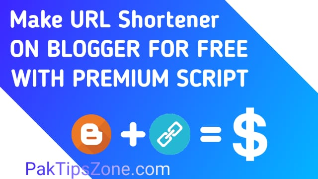 How to create an Url Shortener Website on Blogger? #blogger #backlinks #onlinemoney  Welcome to the PakTipsZone blog. If you want to create a Url Shortener Website on your blogger, then this article is for you, read it till the end. Read Full http://shorturl.at/boADZ pic.twitter.com/bWGvnjLIeg