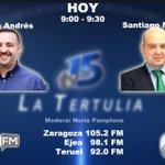 Image for the Tweet beginning: Nueva semana en La Tertulia