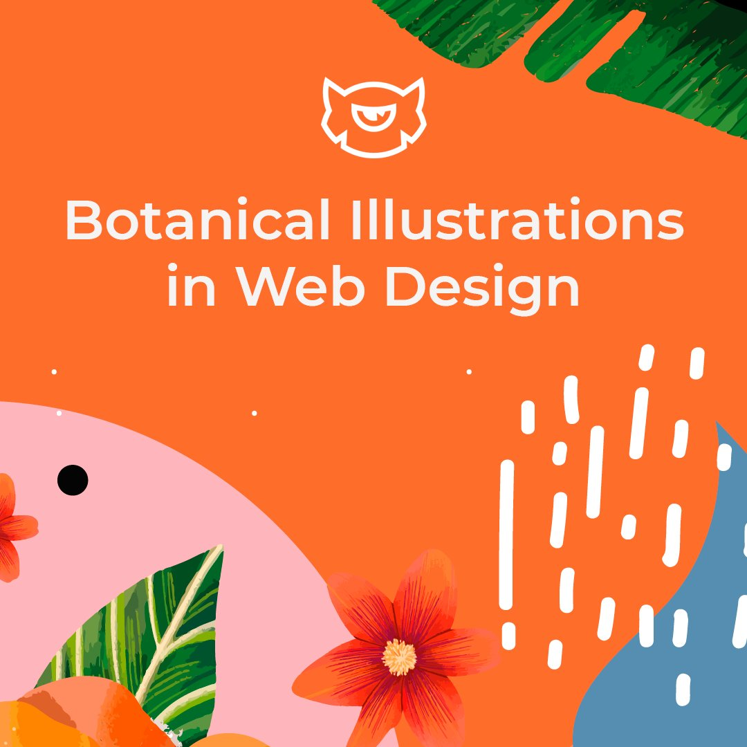 🌿Learn how to create a botanical illustration and where to use them - https://t.co/WZGTmA2xuS https://t.co/YK6FKusLCt
