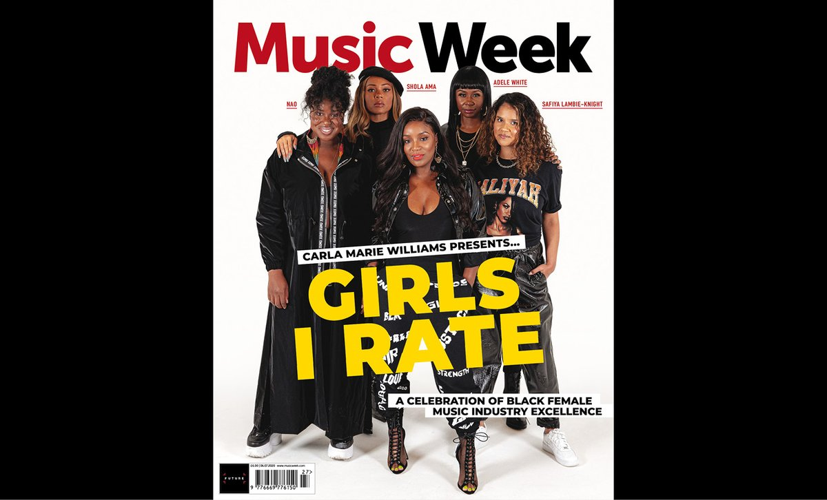 New edition of Music Week out now featuring @CarlaMarieUK and @GirlsIRate musicweek.com/media/read/new…