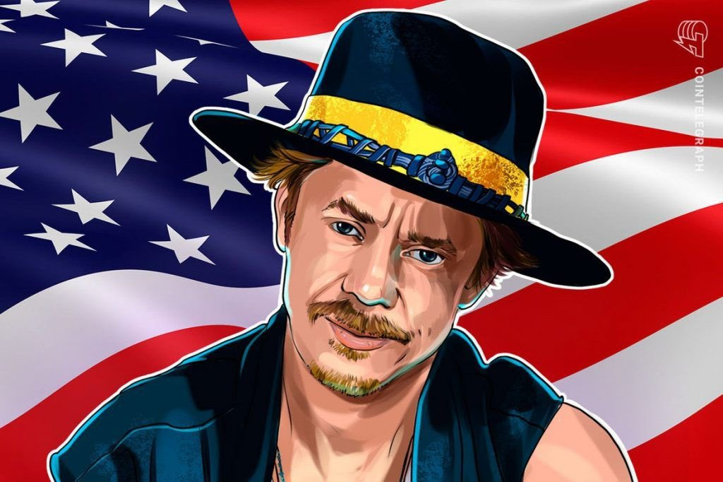 Brock Pierce joined the US as a Candidate presidential election in the 90th minute Crypto entrepreneur &capitalist and children's movie star Brock Pierce announced on Twitter on July 5 that he would run in the US presidential election. #BrockPierce #uscandidate #uspresident #BTCpic.twitter.com/r1qhx3NkRS