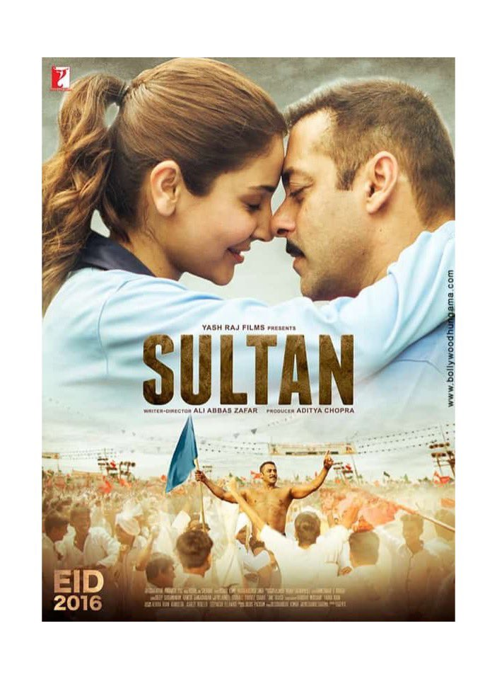 Khoon mein tere mitti , mitti mein tera khoon, upar Allah neeche dharti beech me tera junoon .... Re Sultan .... 4 years , thanks you for all the love & thank you to the team that made it .