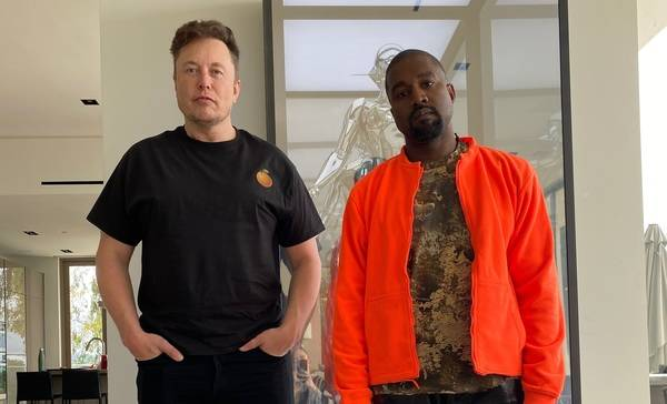 """""""You have my support.""""  Elon Musk's reaction to Kanye West's Presidential Election bid.  TMZ 