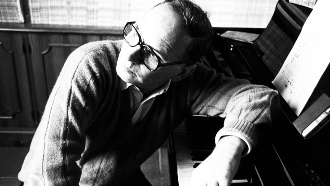 Ennio Morricone 1928-2020. A giant of film and television composing – prolific, versatile, iconic. RIP. https://t.co/TWVcn0n1SZ