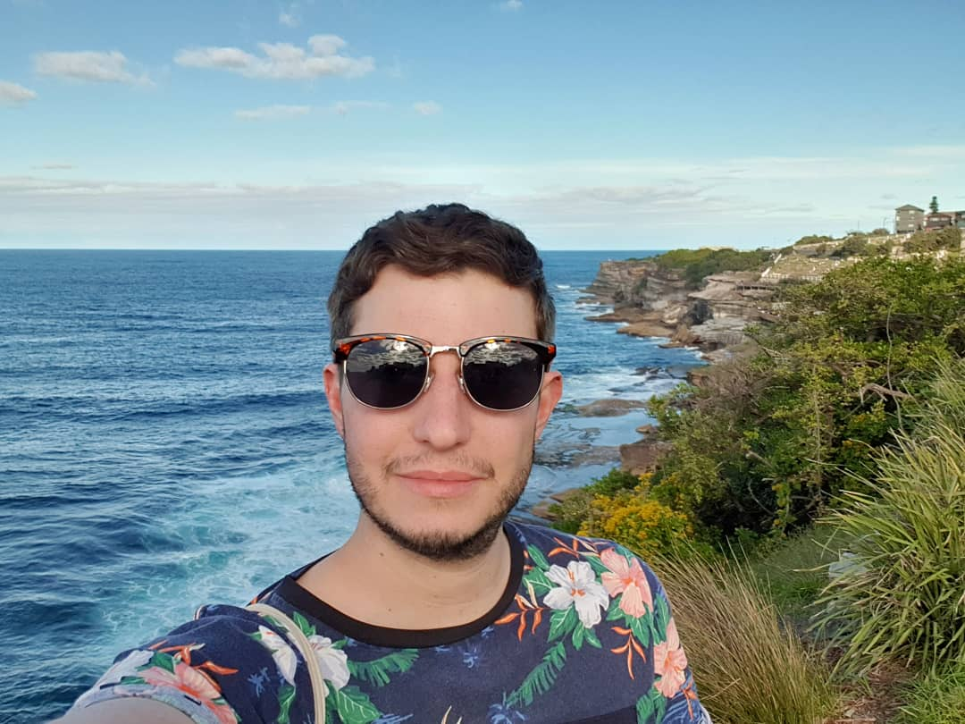 #tbt to yesterday on the Coogee to Bondi walk (and back again). Around 15km of walking all up, my legs are not happy today.