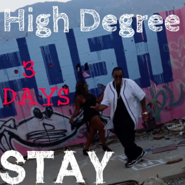 """July 9th, High Degree is dropping """"Stay"""" WORLDWIDE! @highdegreehd @bentleyrecords #BGOD #bentleygang #nyc #palmsprings #lamusic #california #worldwide #recordlabels #hiphopartist #flstudio #producer #ableton #rnb #cubase #edm #BlackTwitter #rap #passion #explore #explorepage https://t.co/BNmJ02wRXD"""